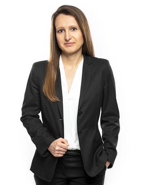 Rechtsanwältin Julia Thürbeck