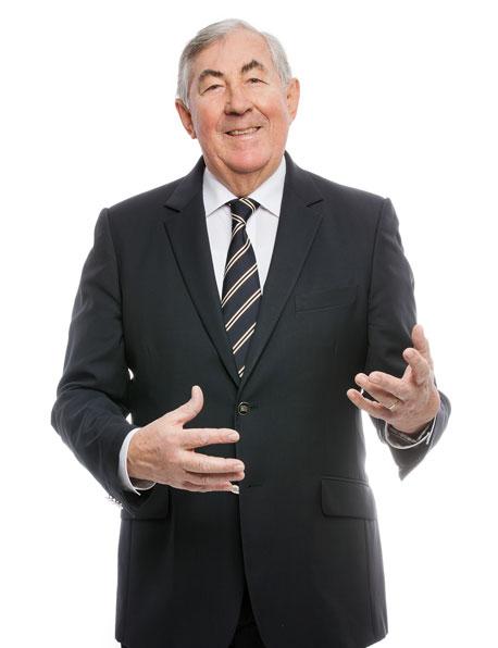 Rechtsanwalt Helmut M. Jahn